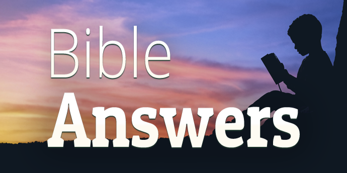 Bible Answers - Monte Vista church of Christ